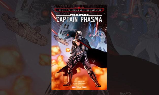 Esta es la sinopsis de Capitana Phasma