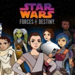 Mira el segundo trailer de Star Wars: Forces of Destiny