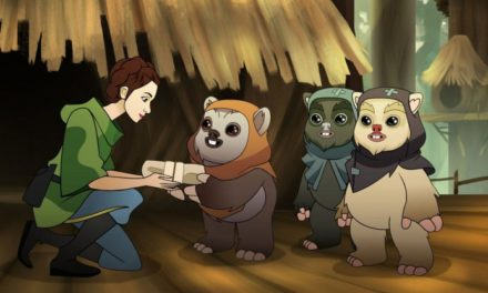 Star Wars Forces of Destiny: Ewok Escape