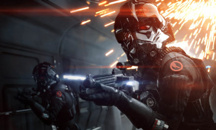 Mira un Backstage de Star Wars: Battlefront 2