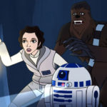 Star Wars Forces of Destiny: Beasts of Echo Base