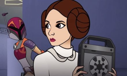 Star Wars Forces of Destiny: Bounty of Trouble
