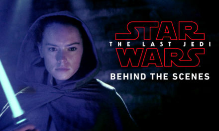 Recién Salido: Star Wars The Last Jedi Behind the Scene