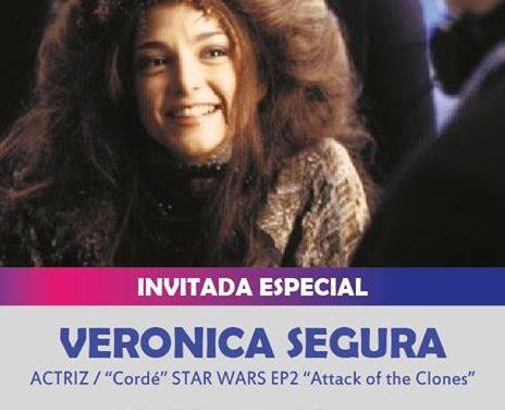 Verónica Segura estará en Star Wars Fest 2017