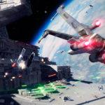 Mira las batallas espaciales de Star Wars Battlefront II