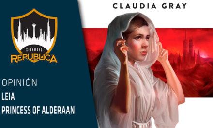 """""""Star Wars: Leia Princess of Alderaan"""" de Claudia Gray"""