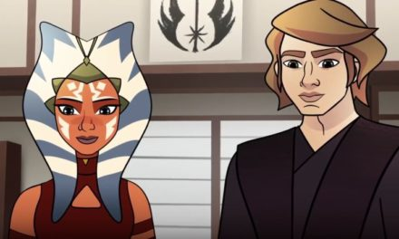 Star Wars Forces of Destiny: Teach you, I will