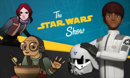 Star Wars Show – Episodio 69