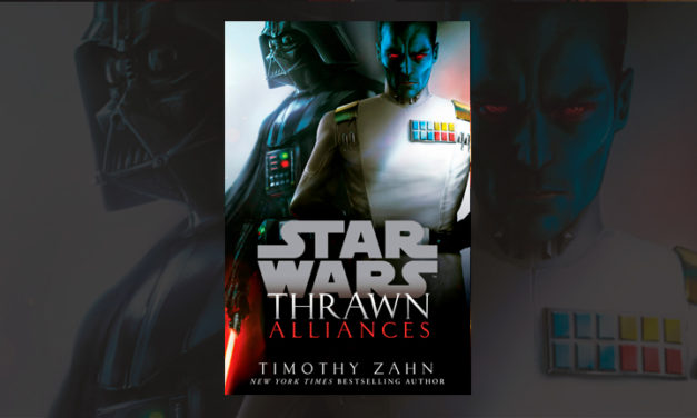 Revelada la portada de Thrawn: Alliances
