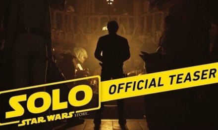 Aca esta el trailer de Han Solo – Una Historia de Star Wars