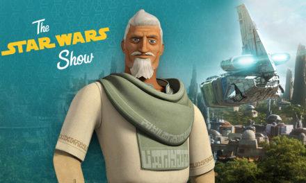 Star Wars Show – S03E04 – Los posters de Han Solo
