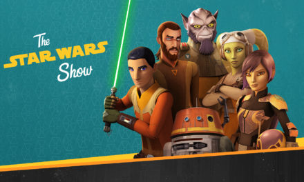 Star Wars Show – S03E05 – Despidiendo Star Wars Rebels