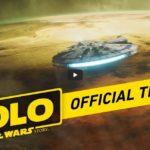Este es el Tráiler Oficial de Han Solo: Una Historia de Star Wars
